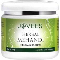 Jovees Henna & Brahmi Herbal Mehandi 150g
