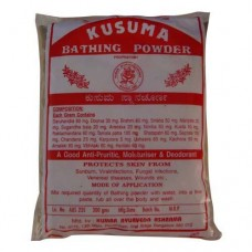 Kumar Ayurveda Ashram Kusuma Bathing Power 200gm