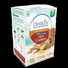 Diabliss Low Glycemic Index Foods Diabliss Millet Cookies 150g