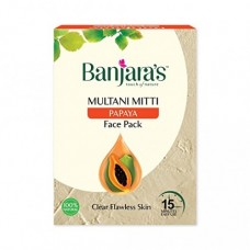 Banjaras Papaya Face Pack 100g