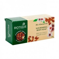 Biotique Bio Almond Oil Nourishing Body Soap 150g