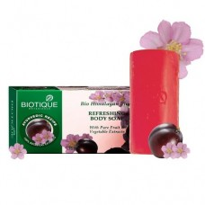 Biotique Bio Himalayan Plum Refreshing Body Soap 150g