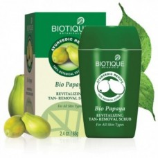 Biotique Bio Papaya Tan-Removal Scrub 235g