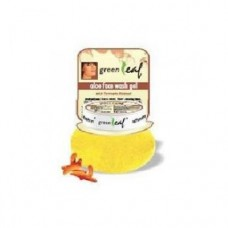 Brihans Green Leaf Aloe Face Wash Gel 125g