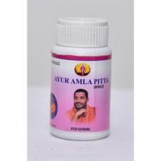 Aayush Santosh Guruji Amla Pitta 60 Capsules