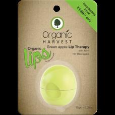 Organic Harvest Green Apple Lip Balm 10g