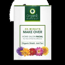 Organic Harvest Shieid - Anti Tan Facial Kit 50g