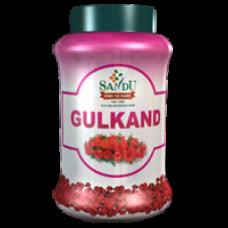 Sandu Pharmaceuticals Gulkand (with Praval) 1000gm