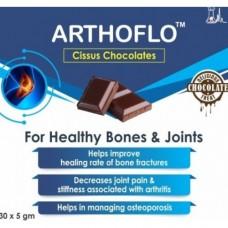 Trroy Life Sciences Arthoflo Cissus Chocolates 30x5gm