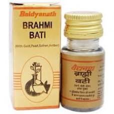 Baidyanath Brahmi Bati (S.M.A.Y) 10 Tablets