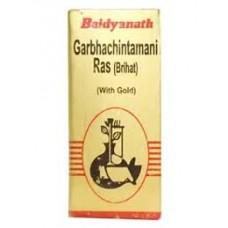 Baidyanath Garbhachintamani Ras B.(S.Y.) 10 Tablets