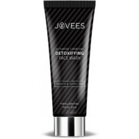 Jovees Activated Charcoal Detoxifying Face Wash 120ml
